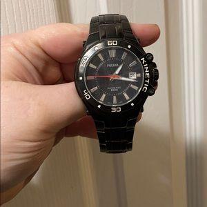 Men's Pulsar Kinetic Powered Watch